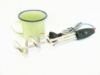 Enamel Mug and Heater combo