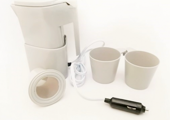 Trv Kettle and Cup Set